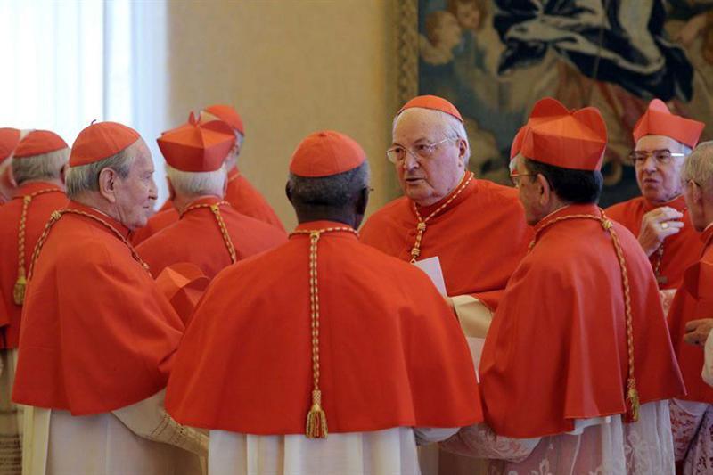 Cardenales exigen la verdad del Vatileaks antes de entrar en el cónclave