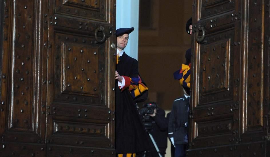 Preparan el cónclave para elegir papa el próximo 4 de marzo