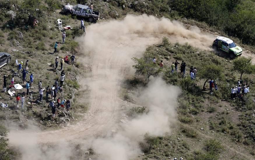 Dakar de 2014: Argentina, Bolivia y Chile estarán en su recorrido¡