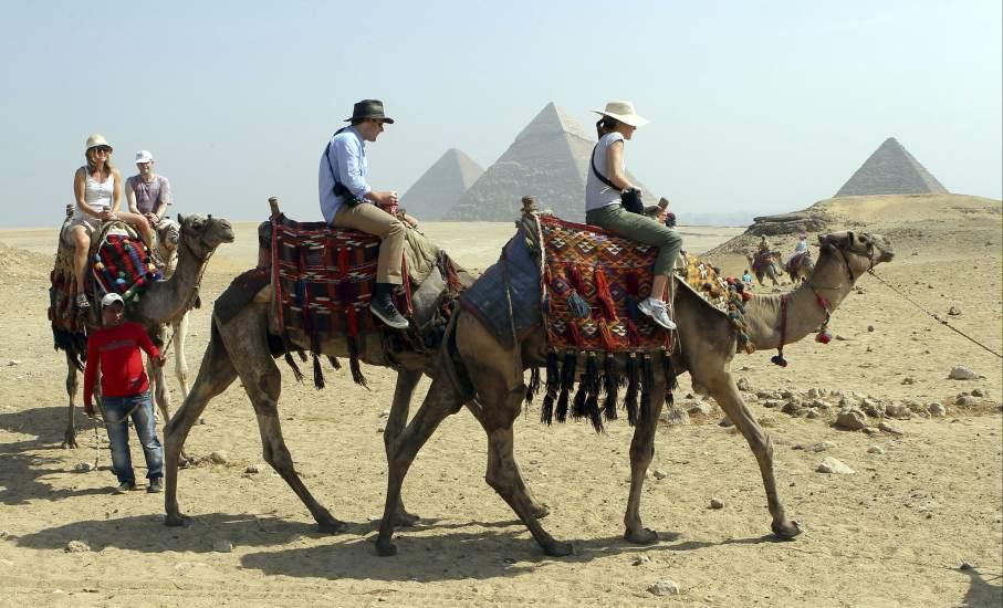 Egipto alquilaría sus pirámides para salvar su economía¡