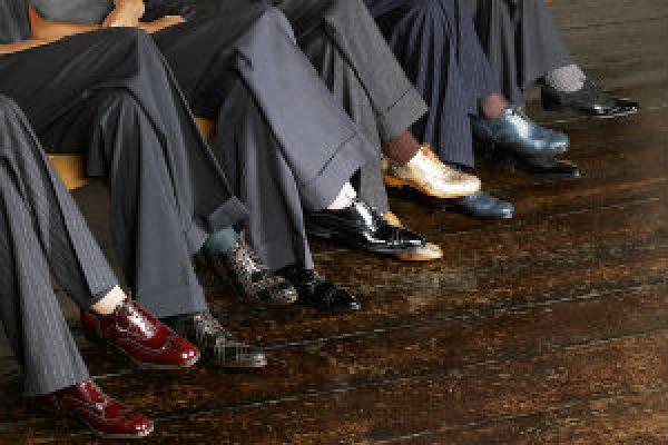 Descubre qué tipo de hombre eres según tus zapatos