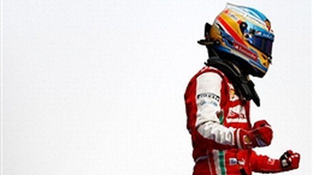Alonso es el favorito para ganar el Mundial¡