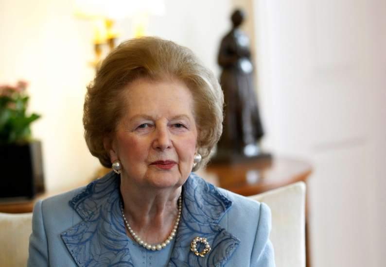 Muere Margaret Thatcher a los 87 años por un infarto cerebral