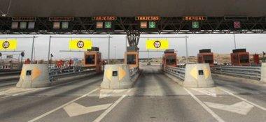 1 de cada 4 vehiculos ha dejado de transitar las Autopistas