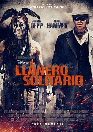 Llanero solitario - Johnny Deep