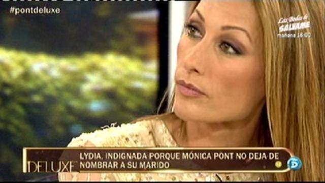 Jorge Javier humilla a Mónica Pont