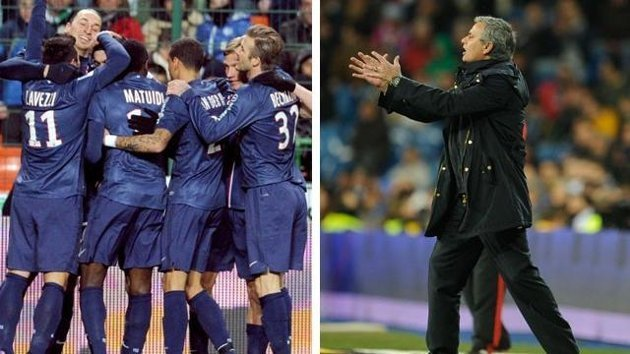 El Paris Saint Germain, posible nuevo destino para Mourinho