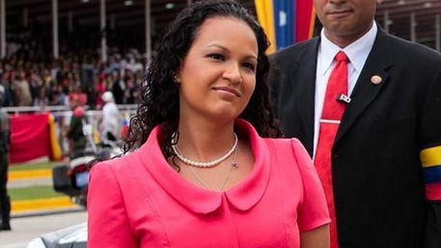 Maduro incluye en su gobierno a una de las hijas de Chávez