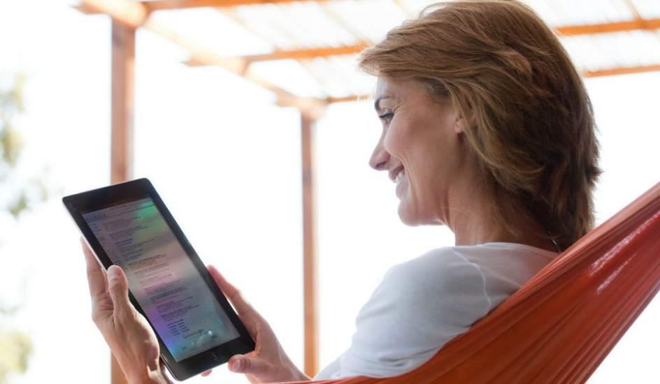 Consejos para cuidar los ojos de la lectura en eBooks y Tablets