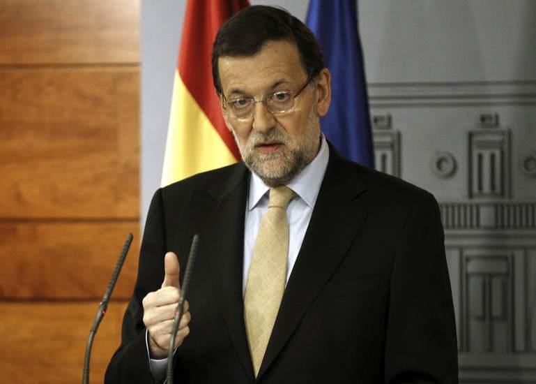 Rajoy reafirma que su política es la adecuada