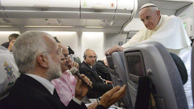 El Papa Francisco: '¿Quién soy yo para juzgar a los gais?'