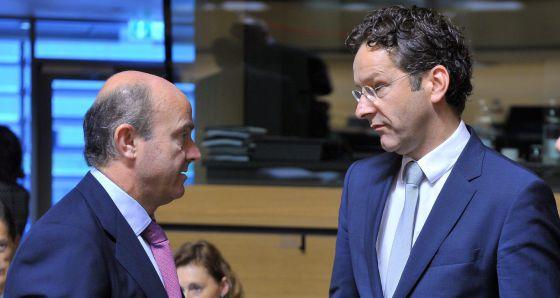 Eurogrupo: España no necesita más dinero del rescate
