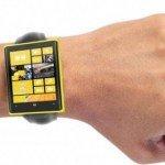 El reloj inteligente de aluminio translucido de Microsoft-1