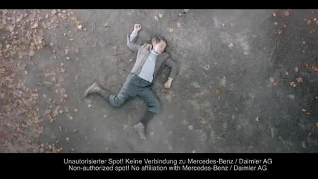 El polémico anuncio de Mercedes Benz y Hitler