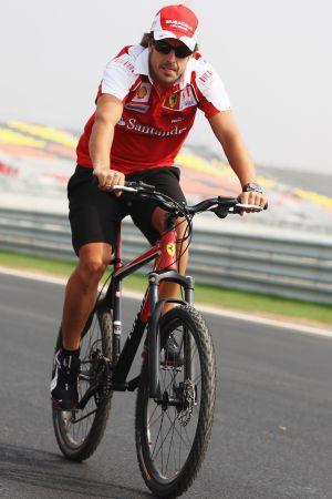Fernando Alonso compra el Euskaltel