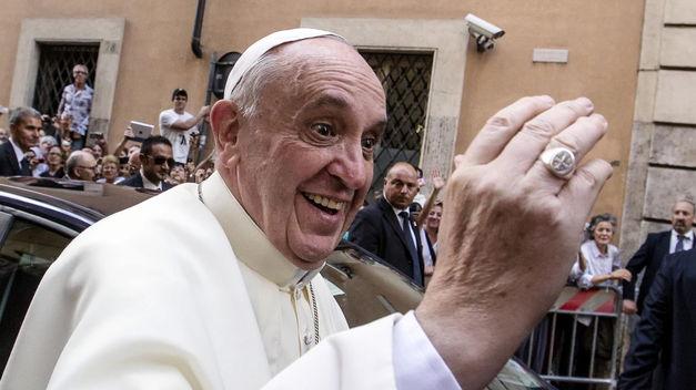El Papa Francisco ya tiene su 'propia película'