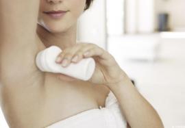 Descubre lo que no sabías del desodorante