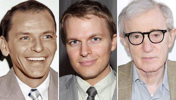 No es Woody Allen el padre de su hijo sino Frank Sinatra