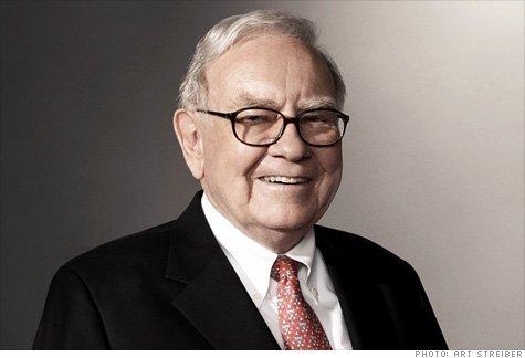 20 frases sobre el triunfo de Warren Buffet