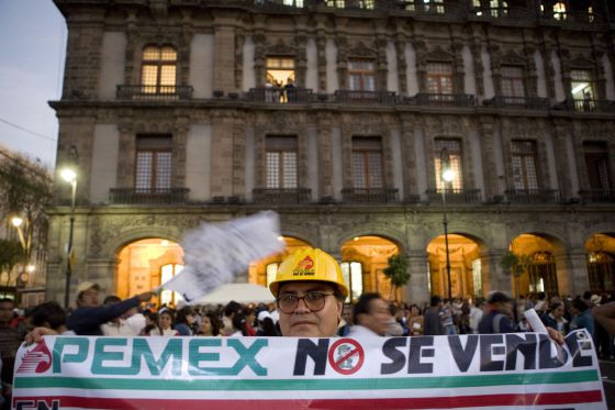 Peligra el Pacto por México tras las negociaciones sobre la reforma energética¡