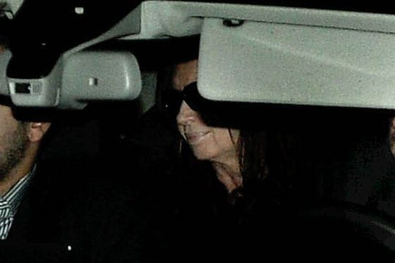 Fernández de Kirchner recibe el alta médica luego de operarse del hematoma craneal¡