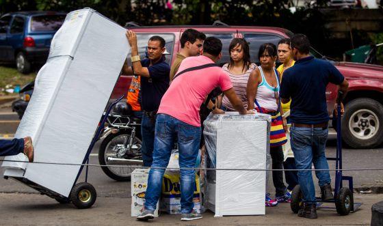 Nicolás Maduro garantiza televisores de plasma para todos¡