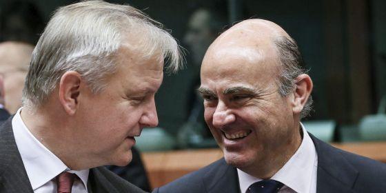 Europa proclama el fin del rescate a España para principios de enero¡