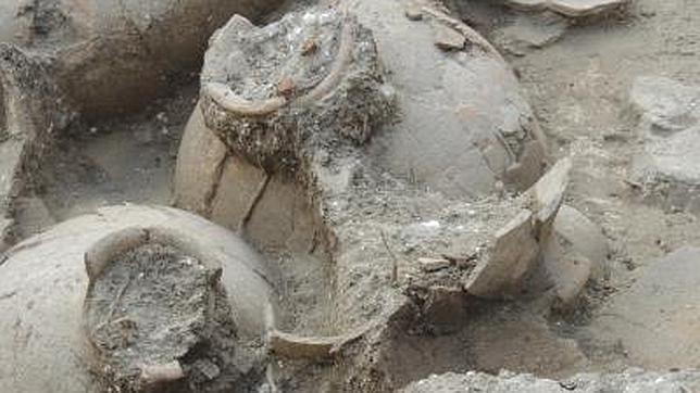 Encuentran la bodega más antigua de la civilización - Fotos¡