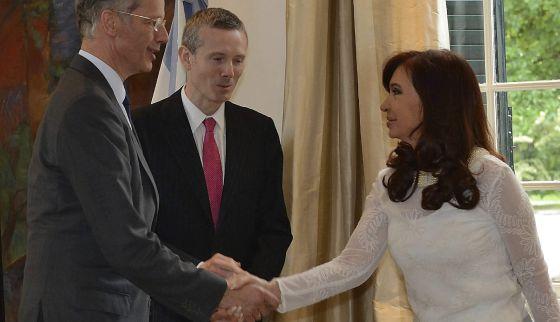Cristina Fernández de Kirchner se quita el luto - Fotos¡