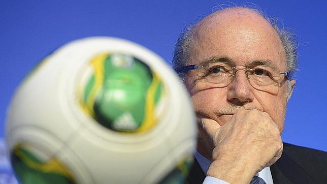 Blatter dice que no habrá problemas para el debut del Mundial de Brasil 2014¡