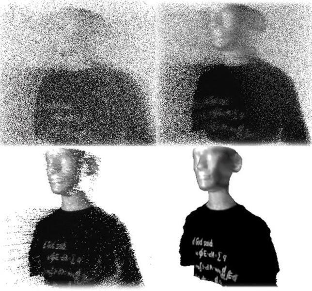 Curiosidades: Una cámara que fotográfica que retrata en la oscuridad total¡