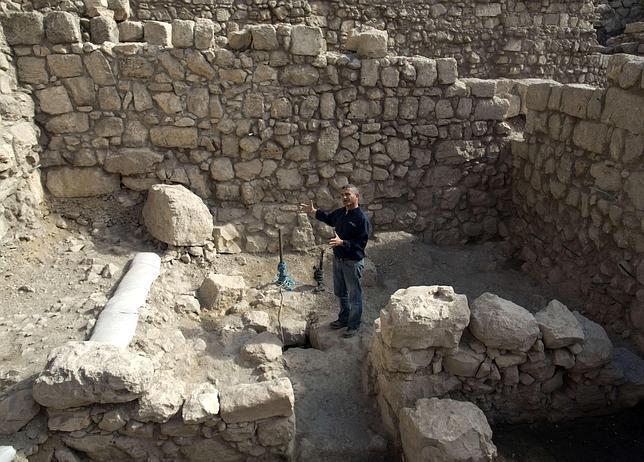 Descubren en Jerusalén un edificio del período asmoneo¡