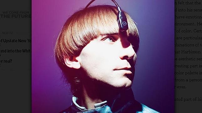 Neil Harbisson: La 1° persona reconocida como 'cyborg' - Fotos¡
