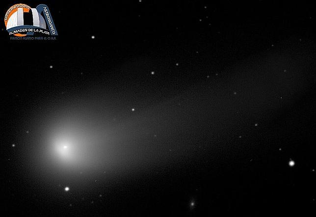 Conoce a Lovejoy, el cometa que se ve a simple vista - Fotos¡