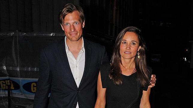 Pippa Middleton y su novio están comprometidos¡