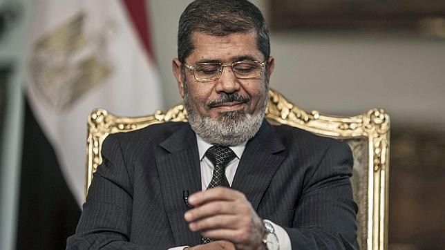 Mohamed Mursi es juzgado por espionaje¡