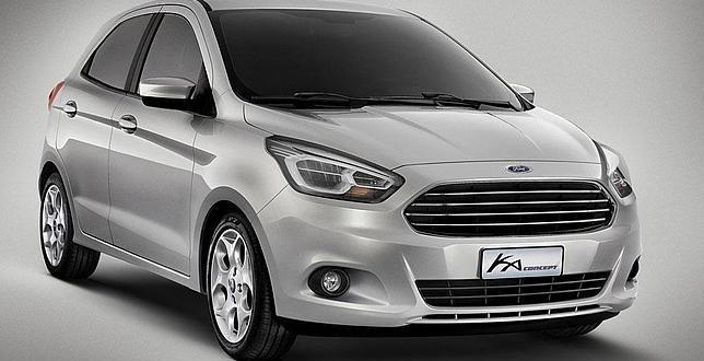 Ford Go Further - Equipamiento, Versiones y Precios