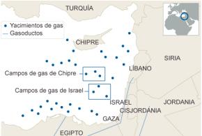Rusia buscará petróleo y el gas en Siria durante los próximos 25 años