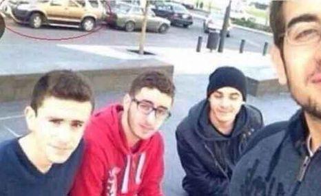 Insólito: Joven se fotografía antes de morir en un atentado