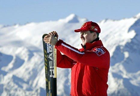 Último parte médico: Schumacher grave y en estado de coma