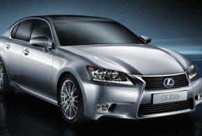 Nuevo Lexus GS 300h - Equipamiento, Versiones y Precios
