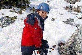 Un niño de 9 años es el escalador más joven en alcanzar la cima del Aconcagua