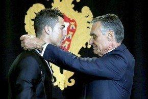 Cristiano Ronaldo quiere ganar el Mundial de Fútbol