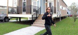 Se derrumba el barrio que Brad Pitt construyó en Nueva Orleans