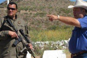 Steven Seagal quiere entrar en política y ser gobernador de Arizona