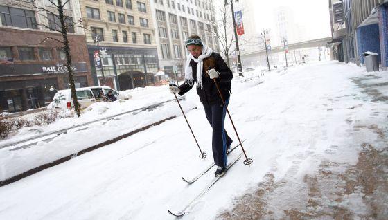 Estados Unidos en alerta por ola de frío