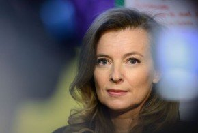 Valérie Trierweiler es hospitalizada en París