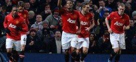 El Manchester United pone fin a su mala racha de la mano de Antonio Valencia