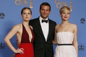 'La gran estafa americana' es la gran ganadora en los Globos de Oro