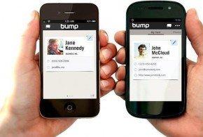 Google cierra la aplicación Bump